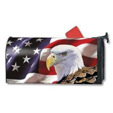 New MailWraps Oversized Spirit of Freedom Mailbox Cover