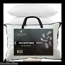 Luxury 5* Hotel Quality Down Like MICRO FIBRES Pillows **