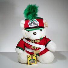 1997 Dayton Hudson Christmas Holiday Santa Bear With Tags