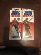 Lot of 2 Heroclix Indy Sealed 2x Booster Pack