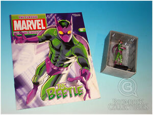 The Beetle Statue Marvel Classic Collection Die-Cast Figurine Limited New #167