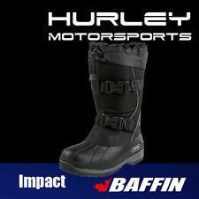 "BAFFIN ""IMPACT"" Womens/Ladies Snowmobile Boot - Black - Size 6"