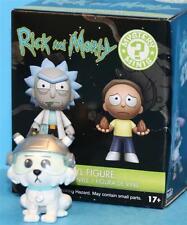 Funko Mystery Mini RICK and MORTY FIGURE SERIES 1 DOG SNOWBALL 1/24