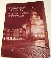 Poland Poznan Obecnie Muzeum Historii Miasta Poznania - posted