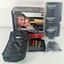 Vivitar DF383 Shoe Mount Flash for  Nikon