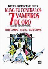 KUNG FU CONTRA LOS 7 VAMPIROS DE ORO - THE LEGEND OF THE 7 GOLDEN VAMPIRES