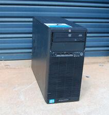 HP ProLiant ML110 G7 Server Xeon E3-2100 @3.10GHz CPU 4GB RAM No HDD No OS