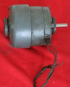 GE 5ksp21dg1146bs   1/20 hp 1550 rpm 115 V Motor .500 shaft  2.3A  Made in USA