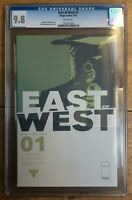 East Of West #1 CGC 9.8 1st Print 1222423024