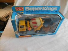 Matchbox Super Kings K 26 Cement Truck Box Shows Some Heavy Wear 1978 Price Tag