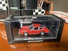 Minichamps Porsche 911 For 1964. Exclusive Auto Bild Edition. 1/43 Diecast.