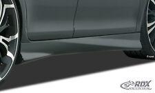 RDX Seitenschweller Opel Astra J Seiten Schweller Spoiler Set aus ABS RDSL378R