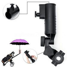 Golf Umbrella Holder Stand Adjustable for Baby Pram Buggy Golf Cart or Fishing
