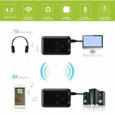 2in1 Wireless Bluetooth Transmitter Receiver A2DP Stereo AUX Audio Music Adapter