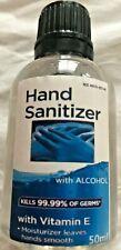HYGIENIC 99% ANTI BACTERIAL ALCOHOL HAND SANITISER SANITIZER GEL ANTIBACTERIAL