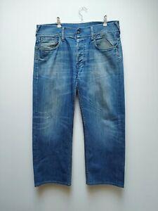 Evisu Blue Japanese Jeans W34 X L29