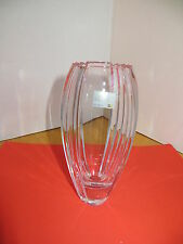 "Mikasa Parallels Flower / Bud Vase 7.5"" Tall Home Decor"