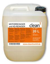 clean2 20L Motorreiniger und Hochdruckreiniger Fahrzeugaufbereitung HD-Reiniger