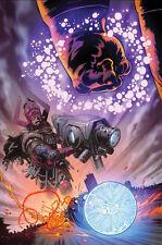 THANOS #16 Cosmic Ghost Rider Origin Story Marvel Comics NM Presale 2/27/2018