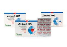 Zentonil Advanced 30 tablets 100, 200, 400 mg fast dispatch