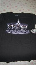 Michael Jackson Official Jacksons J J5 Black T-Shirt Size S with Tags Rare