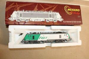 203/15-50, Mehano H0, Serie 437029 FRET SNCF in Ovp T236