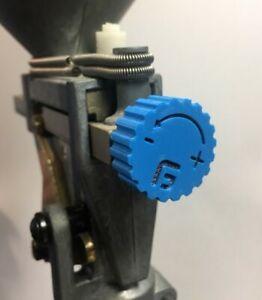 *LOT OF 5* Dillon RL550/XL650/XL750/Super 1050 Powder Measure Knob - 5000+ Sold!