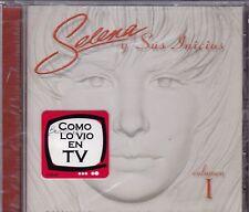 Selena y sus inicios Vol 1 CD New Nuevo Sealed
