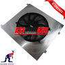Alumin Radiator Shroud W/ + Fan FOR 02-09 NISSAN Y61 GU 4.2L PATROL DIESEL TURBO