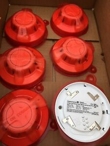 Gamewell XP95A Photo Electric Smoke Detectors Fire Alarm New Lot Of 6