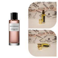 Christian Dior Oud Ispahan - (Perfume extract based EDP, Decanted Fragrance )