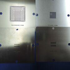 4PCS 9*9 Sony Play Station PS4 GPU CPU DDR3 SDRAM GDDR5 RAM BGA Stencil Template