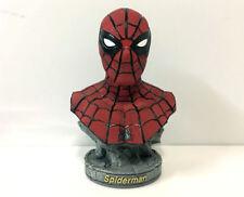 1/4 Super Hero Marvel Spider-Man Spiderman Bust Figure Resin Model  Movie Prop