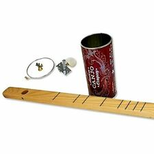 One-string Canjo Tin Can Banjo Kit - DIY Music Instrument for Children & Adults