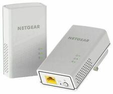 NETGEAR PL1000 1000Mbps Powerline Kit 1 Gigabit Port  Wired Internet Extension