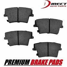 BRAKE PADS Complete Set Disc Brake Pad -  Metallic Brake Pad