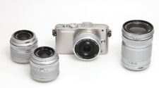 Olympus PEN Lite E-PL3 Set Dummy / Schaufenster-Attrappen