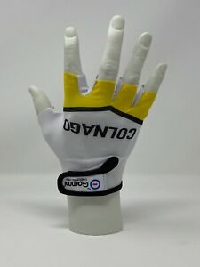 Colnago Replica Cycling Gloves, Vintage Cycling Gloves, Retro Gloves