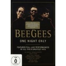 "BEE GEES ""ONE NIGHT ONLY: ANNIVERSARY EDITION"" DVD NEW+"