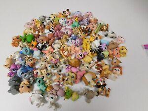 Over 100 Littlest Pet Shop Pets Lot 5 No Cherry Picks!