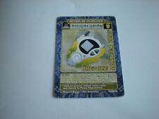 Carte Digimon Digivice donnée et virus !!!