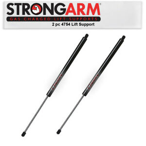 2 pc Strong Arm 4754 Hatch Lift Supports for 901105 F4TZ78406A10A SG204003 ak