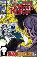 Moon Knight Comic Issue 35 Modern Age First Print 1992 Kavanagh Garney Palmer