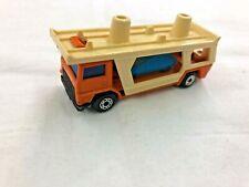 Matchbox Superfast No. 11 Car Transporter Lesney Made in England