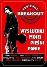 Breakout Festival 2007 (DVD) pamieci Nalepy i Kubasinskiej POLISH POLSKI