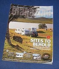 THE CARAVAN CLUB MAGAZINE - SITES TO BEHOLD - MAY 2010