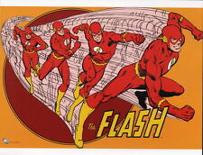 DC PRINT - FLASH IS PERPETUAL MOTION
