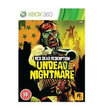 Red Dead Redemption: Undead Nightmare With manual & poster/map