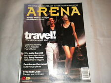Arena Magazine Issue 29 Sept / Oct 1991 - Woody Allen - Rik Mayall - Julie Burch