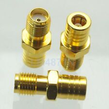 1pce Adapter SMA female to SMB jack RF connector gold plating Sirius XM Radio